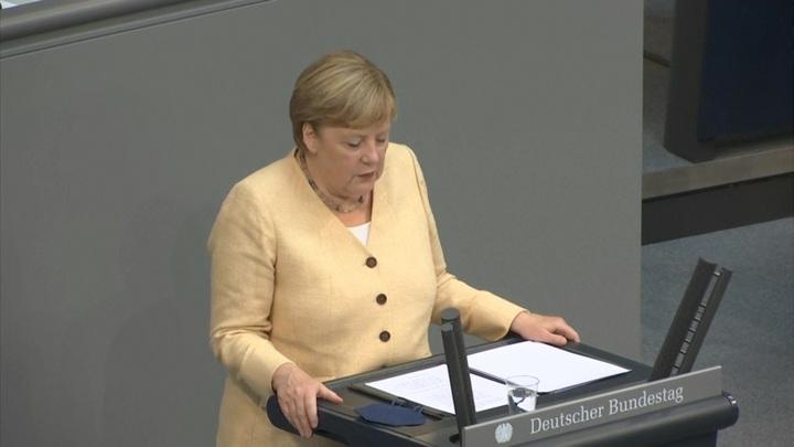 Дипломатический конфуз: Байден не смог дозвониться Меркель