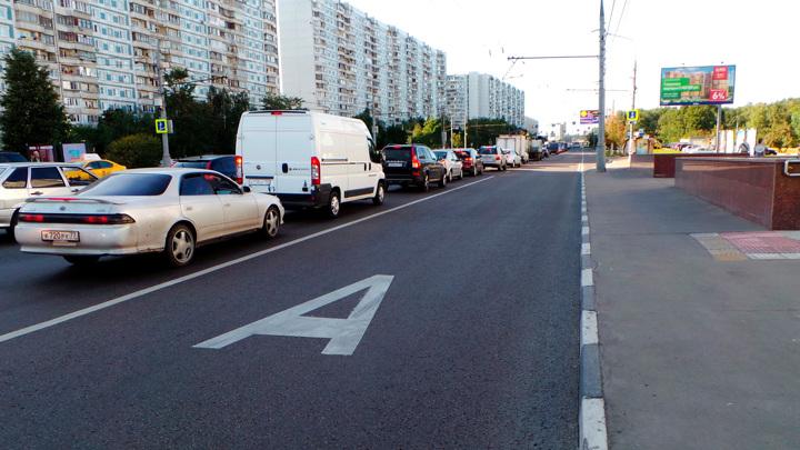 В Москве откроют 5 новых выделенных полос для автобусов