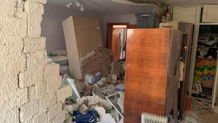 Три ребенка пострадали после взрыва газа в частном доме в Махачкале