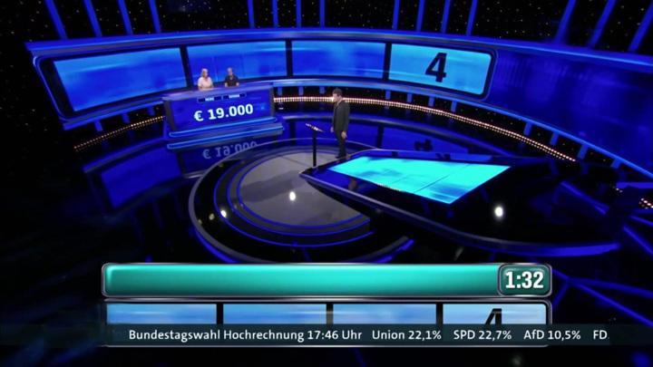 Запустили по ошибке: телеканал ARD объяснил публикацию результатов exit poll