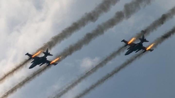 Жителей Приморья предупредили об авиаударах