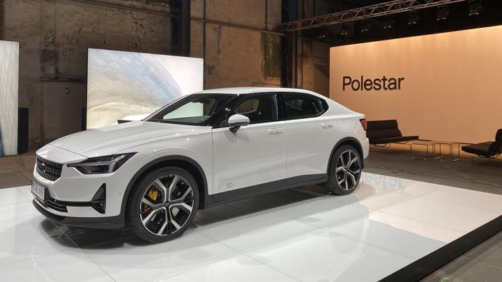 Шведский производитель электромобилей Polestar выйдет на биржу