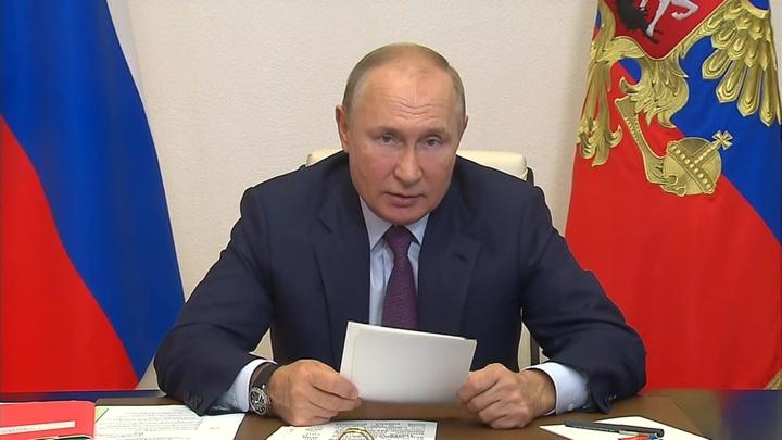 Путин: пандемия нанесла очень большой урон туристической отрасли в мире