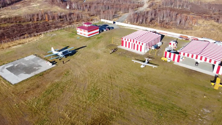 Ямал развивает малую авиацию