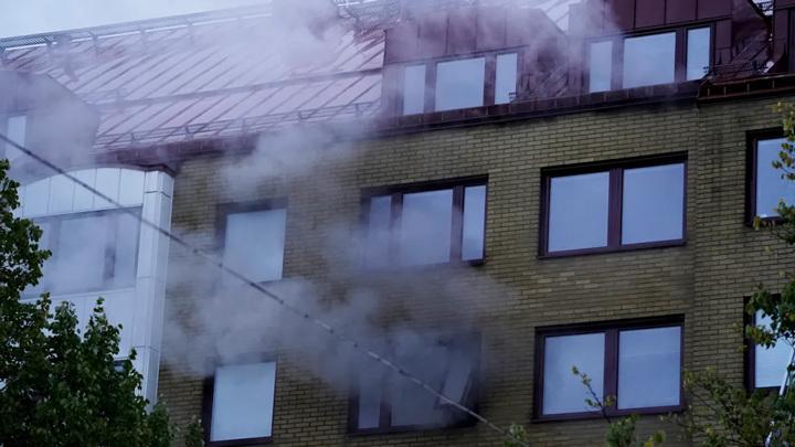 Более 20 человек пострадали при взрыве дома в Швеции