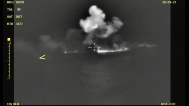 Стрельбы в Тихом океане: цели поражены