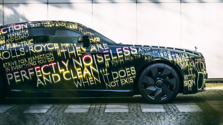 Rolls-Royce объявил о переходе на электротягу