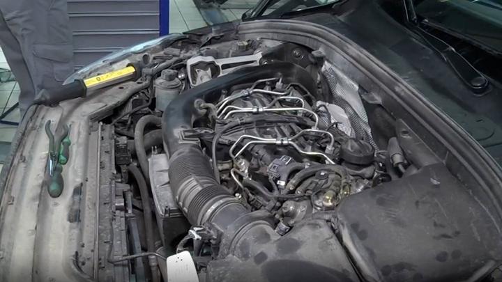 Современные дизельные двигатели и топливо для них