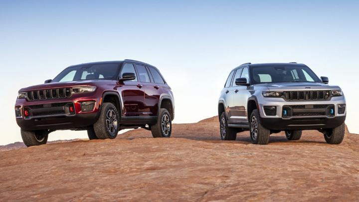 Новый Jeep Grand Cherokee появится и в России