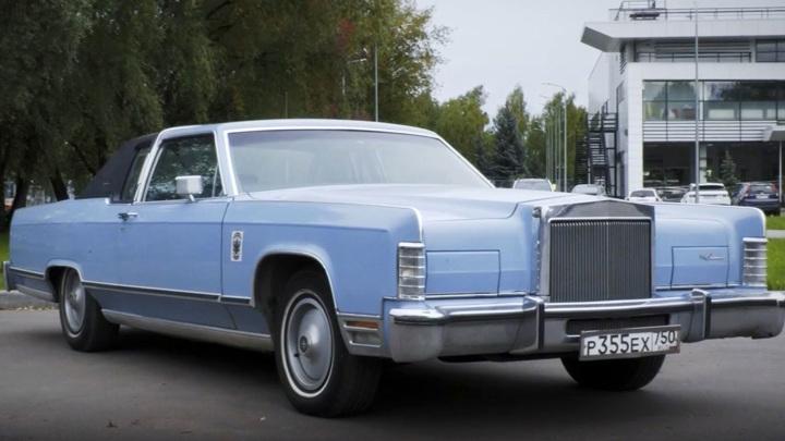 Ретро-элита: авто для президентов, миллионеров и гангстеров