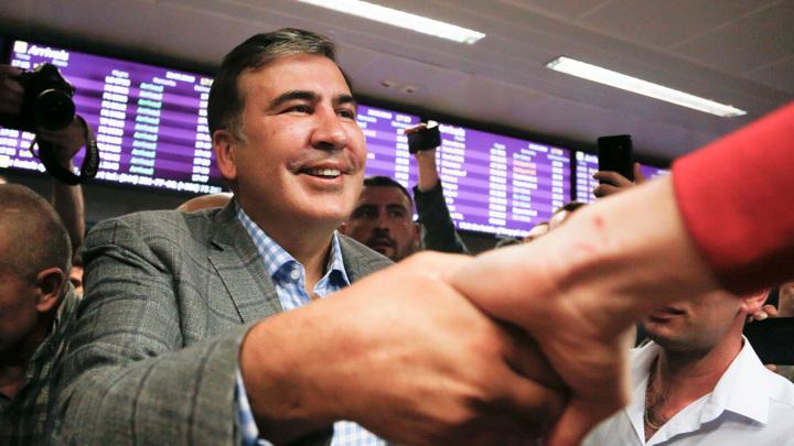 Врачи советуют отправить Саакашвили в больницу