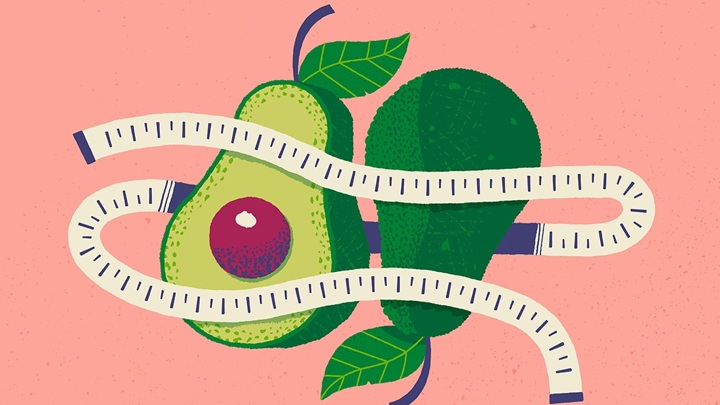 Участники эксперимента съедали по одному плоду авокадо в день в течение 12 недель.