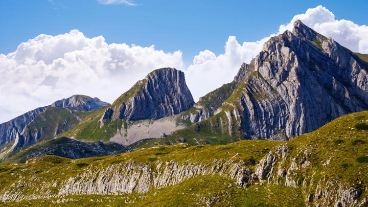 В Черногории погибла российская альпинистка