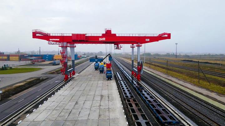 Калининград подключается к Новому шёлковому пути