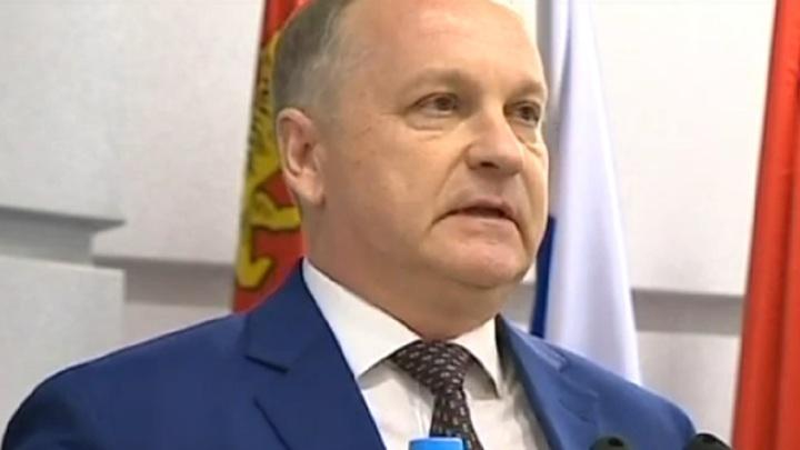 Экс-мэра Владивостока отправили под стражу на два месяца