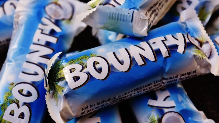 СМИ узнали о возможном сокращении поставок батончиков Bounty