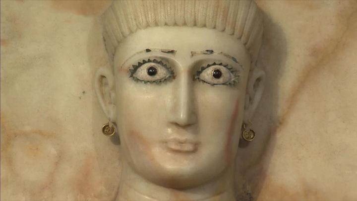 ВГосударственном Эрмитаже открывается выставка обискусстве древней Аравии