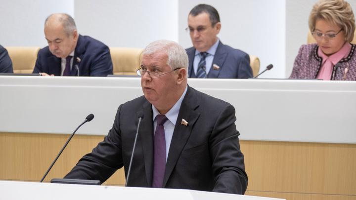 Сенатор Селезнев скончался от COVID-19