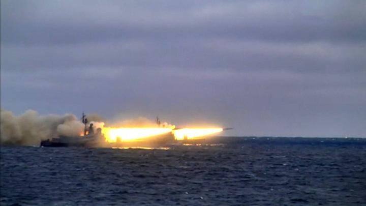 """Супероружие """"Циркон"""": Россия опережает Запад на шесть лет"""