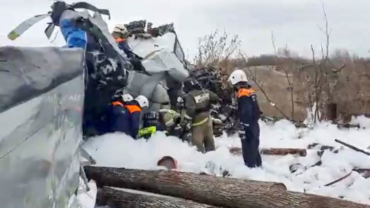 Судьбы парашютистов: в катастрофе самолета под Казанью погибли 16 человек