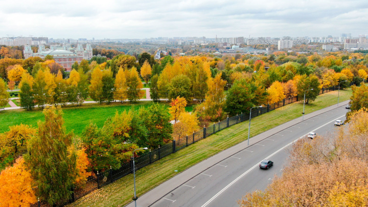 Синоптики пообещали комфортную погоду в Москве