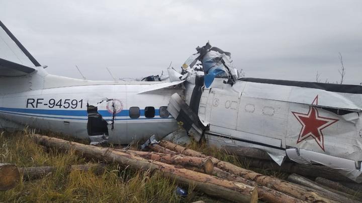 В Татарстане семьям погибших в авиакатастрофе выплатят по 1 млн рублей