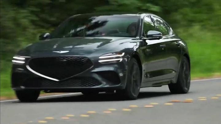 Ценник гуманным не назовешь: новые седаны от Genesis, Audi и Mercedes