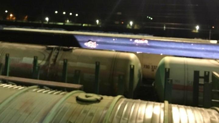 Смертельный ток: в Казани на крыше поезда нашли труп мужчины