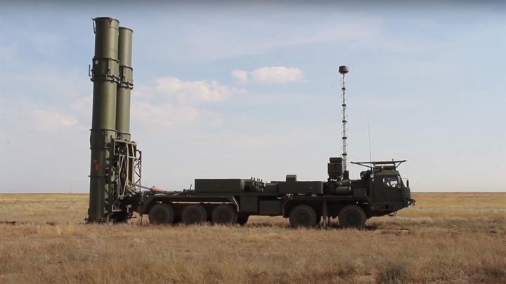 ВКС получили первый бригадный комплект ЗРС С-500 для защиты Москвы