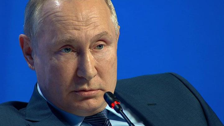 Путин: энергетика как оружие – это политизированная болтовня