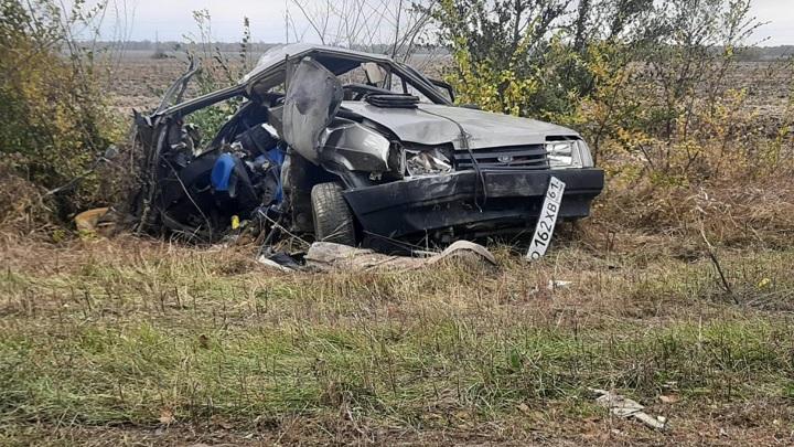 В больнице скончалась мать троих детей, погибших в ДТП в Ростовской области