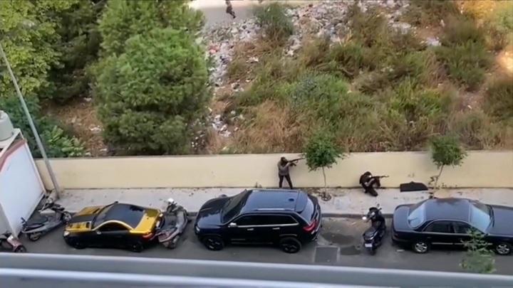 Перестрелка в Бейруте: погибли 8 человек, пострадали более 60