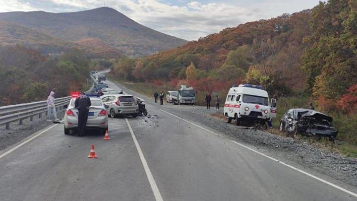 Полиция Находки разыскивает очевидцев смертельного ДТП