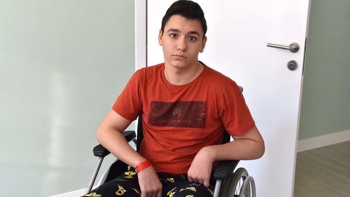 Нужна помощь: Эмиру Опаре необходимо продолжить восстановительное лечение