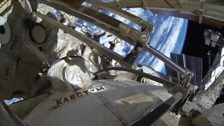 МКС временно теряла ориентацию в пространстве