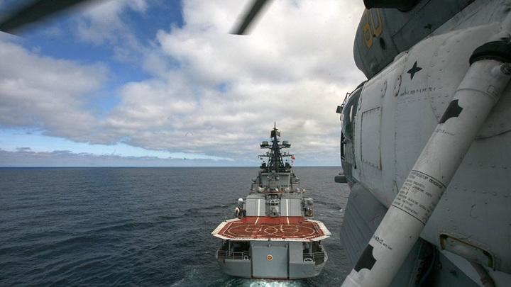 ЧП в Японском море: американцы заявили, что действовали профессионально