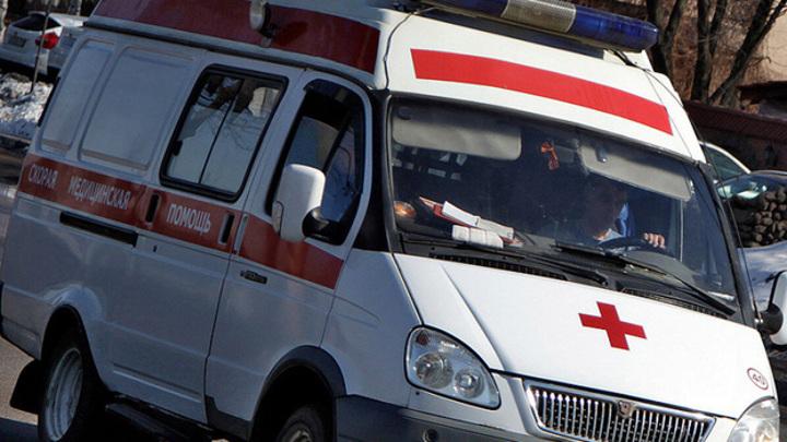 На Ямале микроавтобус сбил пешехода на нерегулируемом переходе