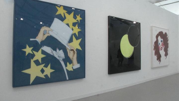 В Лондоне открылась ярмарка современного искусства Frieze London