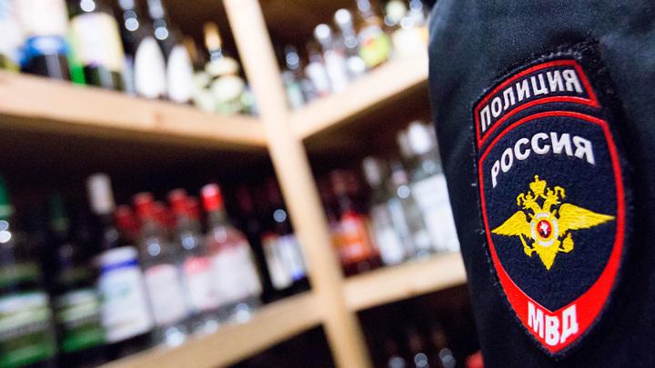 В Свердловской области организована горячая линия по контрафактному алкоголю