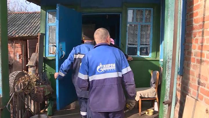 Социальная газификация: на Брянщине активно развивают сеть газопроводов
