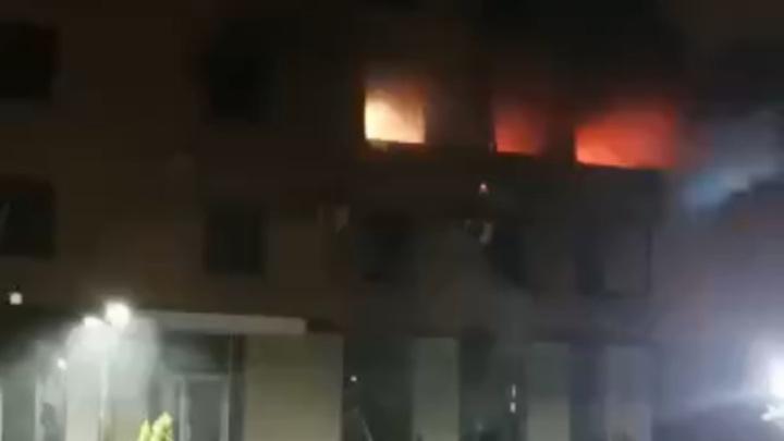 В столице Северной Осетии в новостройке взорвался газ