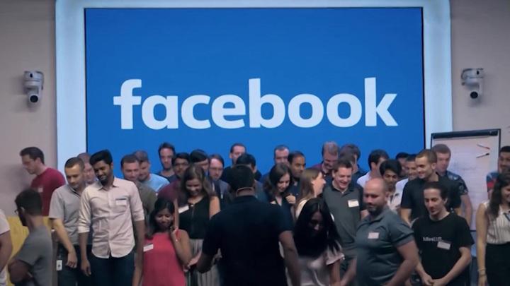 В Сети начали гадать над новым названием соцсети Facebook