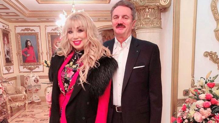 Маша Распутина и Виктор Захаров // instagram.com/masharasputina_official
