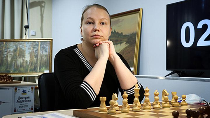 Шахматы. Гунина в четвертый раз стала чемпионкой России