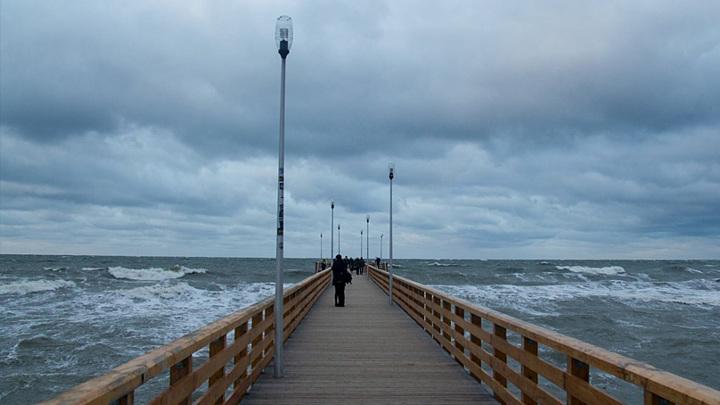 В Калининградской области объявлено штормовое предупреждение