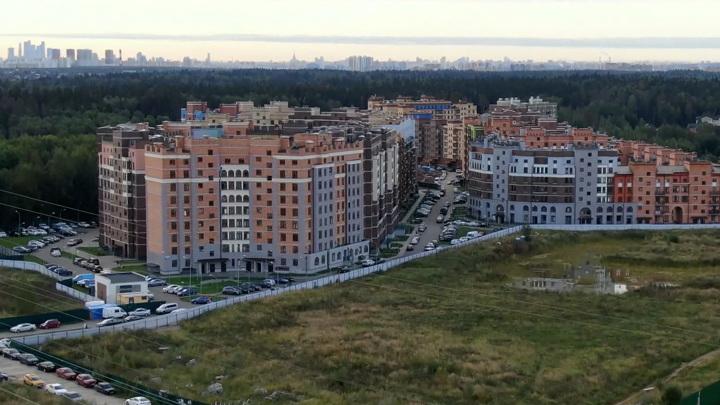 Ночь на пятницу в Москве стала рекордно теплой для 22 октября