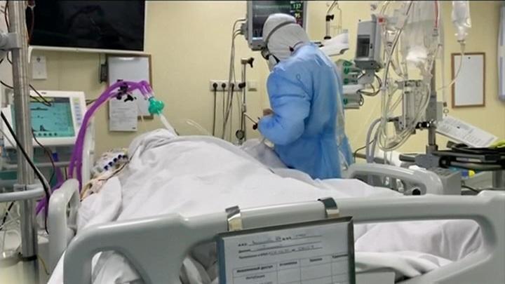 Заболеваемость и смертность от ковида в России набирают обороты