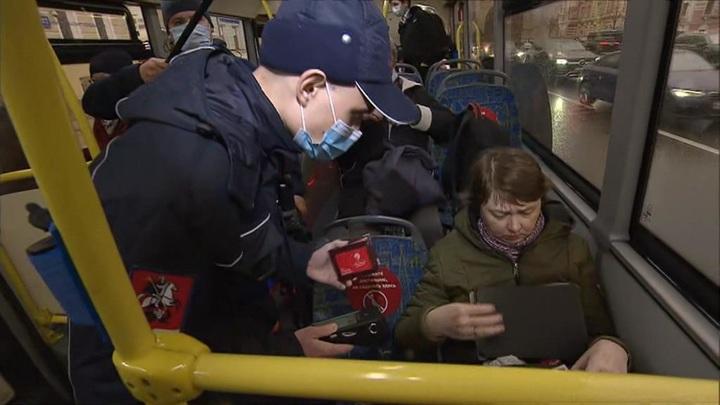 Роспотребнадзор усилит контроль в общественном транспорте