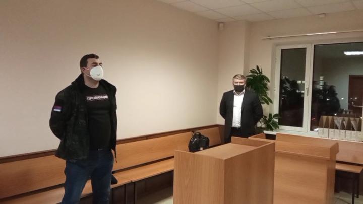 "Избивший журналиста фанат ""Спартака"" арестован на два месяца"