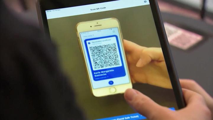 Проверка QR-кода: на въездах в Севастополь с 30 октября заработают блокпосты